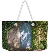 What's Behind The Gate? Weekender Tote Bag
