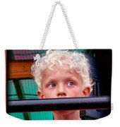 What's Going On Over There? Weekender Tote Bag