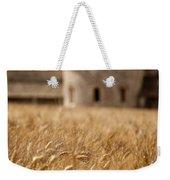 Wheat At The Abbaye Weekender Tote Bag