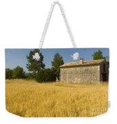 Wheat Field, France Weekender Tote Bag