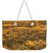 Wheat Fields Of Switzerland Weekender Tote Bag