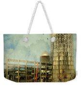 Wheat Grain Weekender Tote Bag