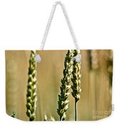 Wheat Stalks Weekender Tote Bag