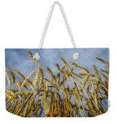 Wheat Standing Tall Weekender Tote Bag