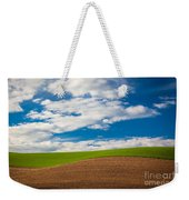 Wheat Wave Weekender Tote Bag