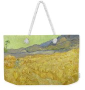 Wheatfield With A Reaper Weekender Tote Bag