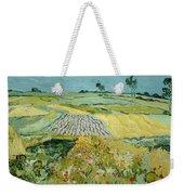 Wheatfields Near Auvers-sur-oise Weekender Tote Bag
