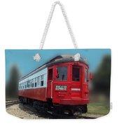 Wheaton Express Weekender Tote Bag