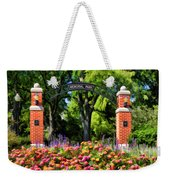 Wheaton Memorial Park Weekender Tote Bag