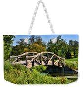 Wheaton Northside Park Bridge Weekender Tote Bag