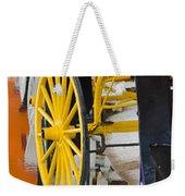 Wheel Colors Weekender Tote Bag