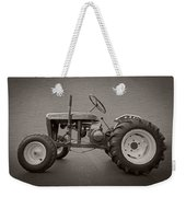 Wheel Horse Vintage Weekender Tote Bag
