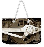 Wheel Power Weekender Tote Bag