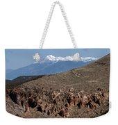 Wheeler Peak Weekender Tote Bag