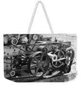 Wheels Gears And Cogs Weekender Tote Bag