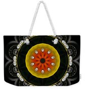 Wheels Go Round Weekender Tote Bag