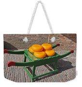 Wheels Of Dutch Gouda Cheese Weekender Tote Bag