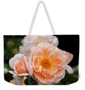 Wheeping Rose Weekender Tote Bag