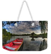 When All You Hear Is The Nature Around You...v4 Weekender Tote Bag