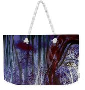 When Darkness Beckons Weekender Tote Bag