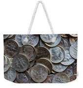 When Dimes Were Made Of Silver Weekender Tote Bag