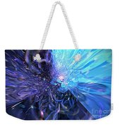When Faith And Grace Collide Weekender Tote Bag