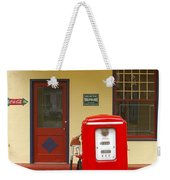 When Gas Was Cheap Weekender Tote Bag