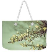 When Gorse Flowers Sing Their Melody Weekender Tote Bag