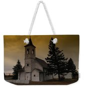 When Heaven Is Your Home Weekender Tote Bag by Jeff Swan