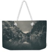 When I Felt Your Heart Beat With Mine Weekender Tote Bag