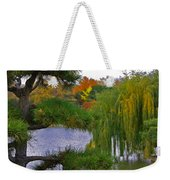 When I Was A Bird By Jrr Weekender Tote Bag