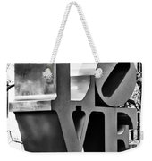 When Love Comes To Town Weekender Tote Bag