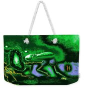 When Springtime Passion Erupts Weekender Tote Bag