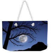 When The Moon Hits Your Eye Weekender Tote Bag