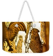 When The Rooster Crows Weekender Tote Bag
