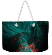 When The Smoke Clears They Bloom Weekender Tote Bag