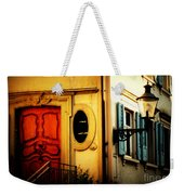 When Time Does Not Count Anymore Weekender Tote Bag