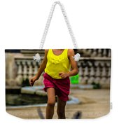 When We Were Young.. Weekender Tote Bag