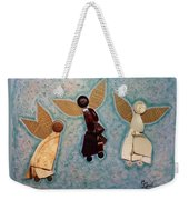 Where All Is Peace And Joy And Love Weekender Tote Bag