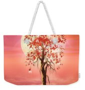Where Angels Bloom Weekender Tote Bag