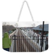 Where Do You Go From Here Weekender Tote Bag