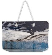Where Glaciers Meet Weekender Tote Bag