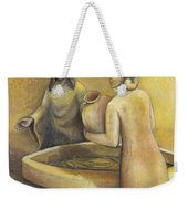 'where Grace Finds You' Weekender Tote Bag