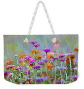 Where Have All The Flowers Gone Weekender Tote Bag