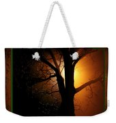 Where Have All The Flowers Gone-featured In Harmony And Happiness-naturephoto-visions Of The Night  Weekender Tote Bag