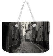 Where Have All The People Gone 3 Weekender Tote Bag
