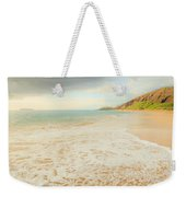 Where I Want To Be Weekender Tote Bag