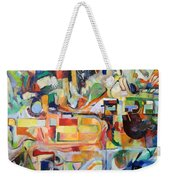 Where Is The Place Of His Glory 5 Weekender Tote Bag