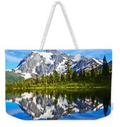 Where Is Up And Where Is Down Weekender Tote Bag