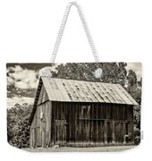 Where March Madness Begins Sepia 2 Weekender Tote Bag